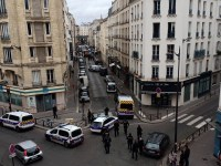 France warns citizens of terror threats ?everywhere? as another knife attack is foiled in the 15th district of Paris.