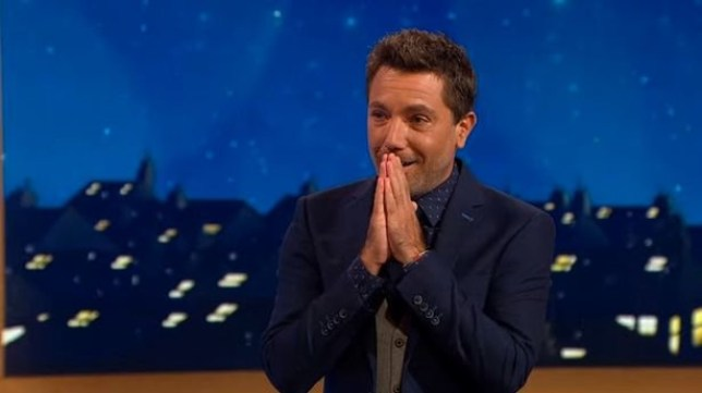 Gino D?Acampo shocked after surprise marriage proposal on Family Fortunes