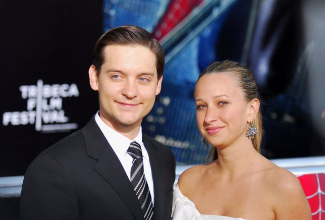 Spider-Man star Tobey Maguire's estranged wife 'files for divorce' 2