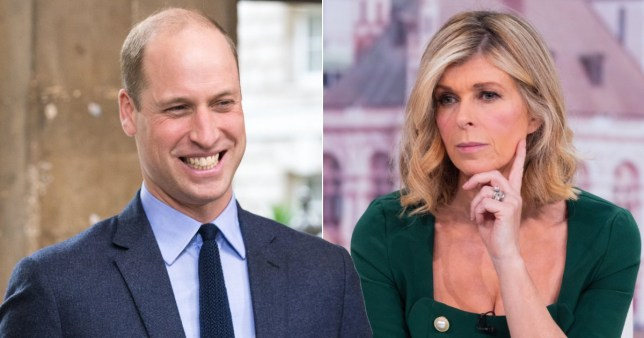 Kate Garraway Prince William