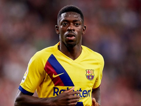 Barcelona 'furious' with Ousmane Dembele after failed Man Utd transfer