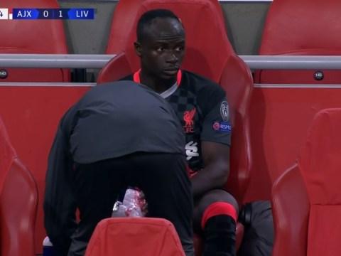Jurgen Klopp updates on Sadio Mane's injury after Liverpool beat Ajax