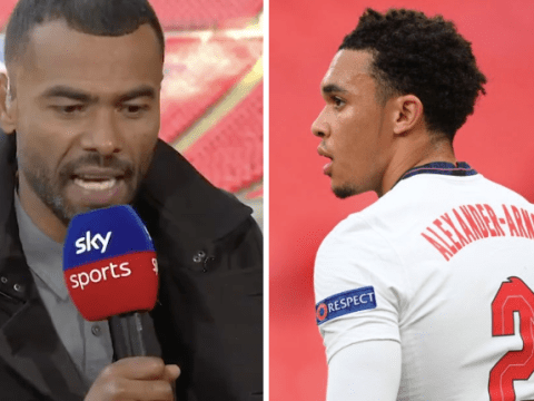 'I don't like to see him playing as a wing-back' – Ashley Cole reacts to Trent Alexander-Arnold's performance for England against Belgium
