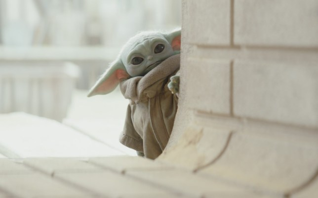 The Mandalorian season 2 episode 1 Baby Yoda