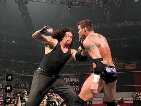 WWE legend Randy Orton nearly set himself on fire during dangerous Undertaker stunt