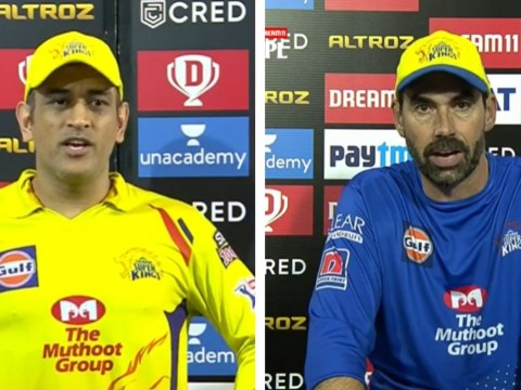 'The mood is pretty down' – MS Dhoni and Stephen Fleming disappointed after latest Chennai Super Kings IPL defeat