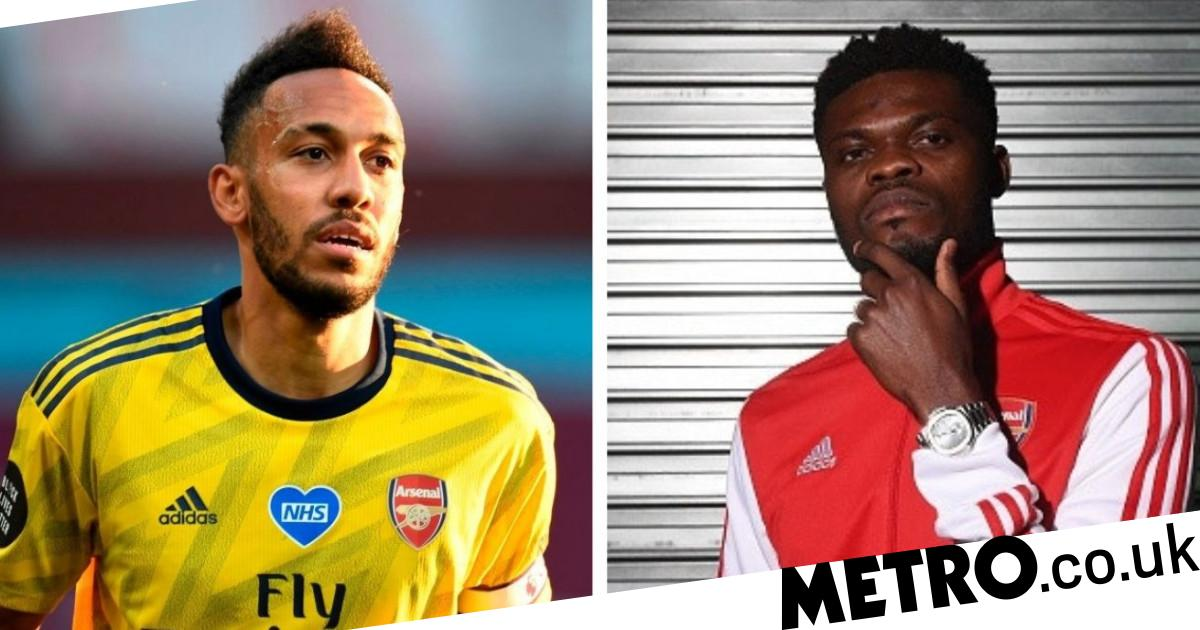 Pierre-Emerick Aubameyang delivers verdict on new Arsenal signing Thomas Partey - metro
