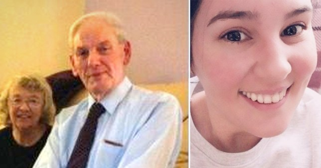 Zara Anne Radcliffe has pleaded guilty to the manslaughter of 88-year-old John Rees.