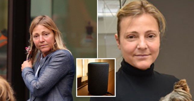 Woman 'hacked into ex-boyfriend's Alexa and told his new girlfriend to leave'