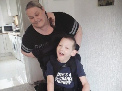Social care cuts left me and my disabled son alone in lockdown
