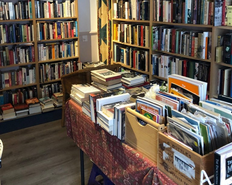 colne bookshop in wivenhoe