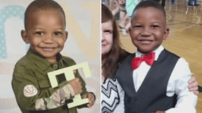 There's a devil loose: 6-year-old Detroit boy found brutally murdered 'execution style' in basement next to body of his father's girlfriend