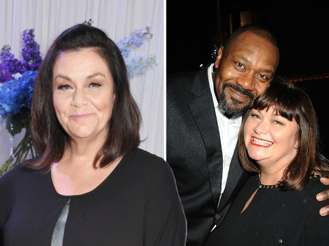 Dawn French recalls horrific racism during Sir Lenny Henry marriage that forced police to live at their house