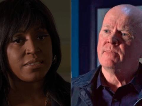 EastEnders spoilers: Ellie Nixon and Raymond Dawkins exit with Phil Mitchell's money in shock twist