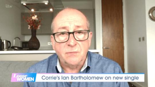 Coronation Street's Ian Bartholomew