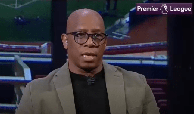 Arsenal hero Ian Wright has paid tribute to Chelsea legend Didier Drogba
