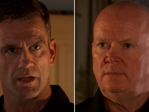 EastEnders spoilers: Jack Branning threatens to expose Phil Mitchell if he goes to see Raymond