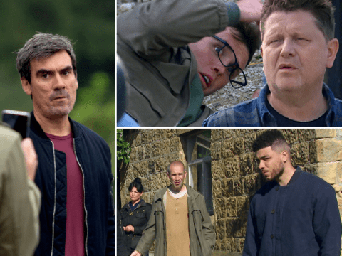 Emmerdale spoilers: 34 new images reveal horror sacrifice, deadly showdown and exit shock