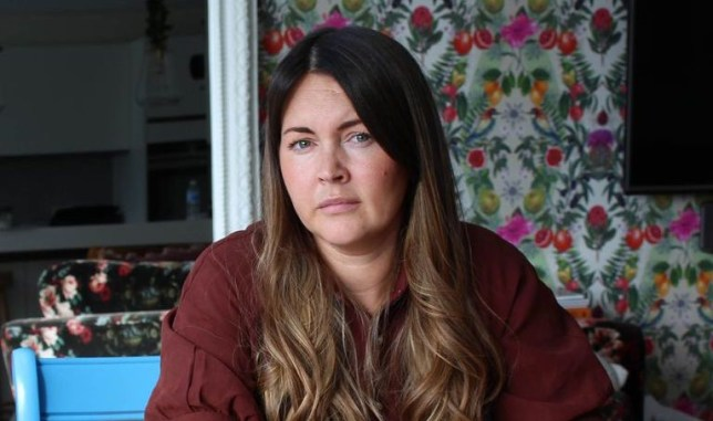Lacey Turner in Miscarriage: Our Story