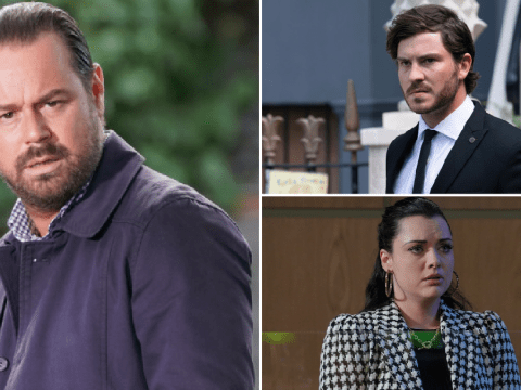 EastEnders spoilers: 34 new images reveal Mick's shock daughter, Chantelle's funeral and Whitney's trial