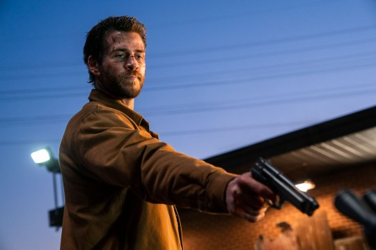 Liam Hemsworth in Quibi's Most Dangerous Game