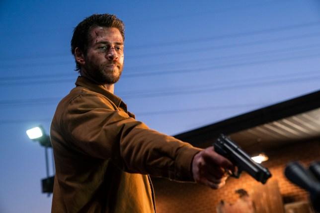 Liam Hemsworth in Quibi's Most Dangerous Game
