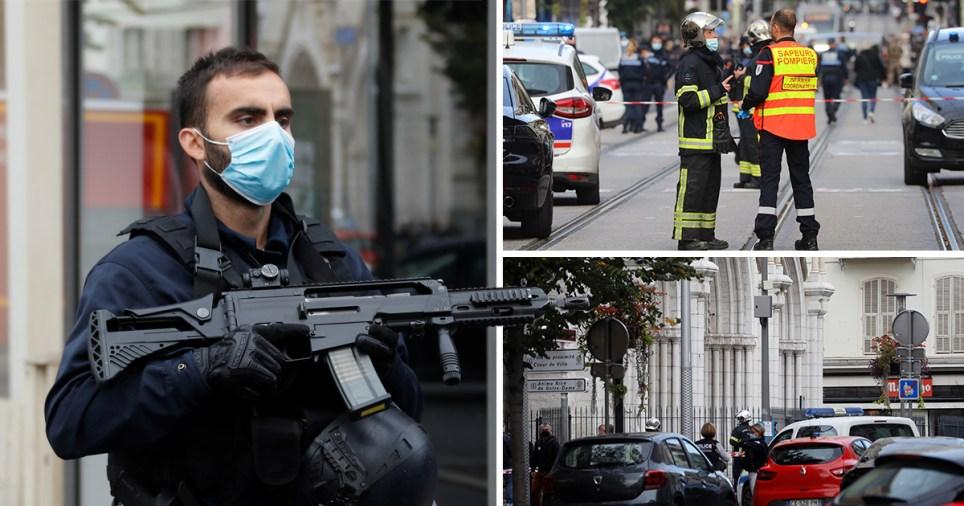 Attaque de Nice Terror Reuters | AFP