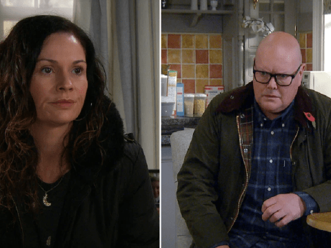 Emmerdale spoilers: Chas Dingle is destroyed as Paddy Kirk reveals their relationship is over?