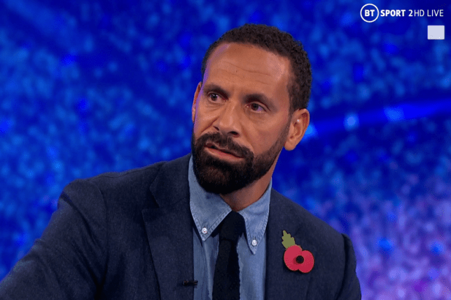 Rio Ferdinand discusses Liverpool, Manchester United and Manchester City's Champions League chances on BT Sport