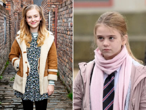 Why did Matilda Freeman leave Coronation Street and who plays Summer now?