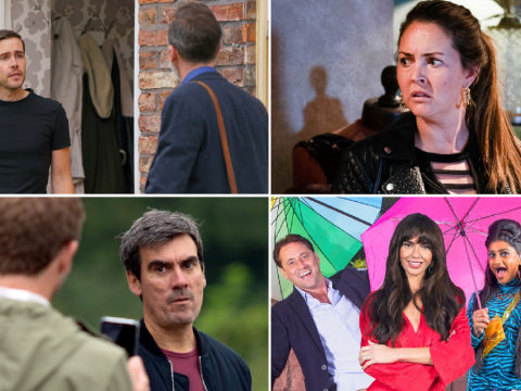 12 soap spoiler pictures: EastEnders Stacey death horror, Coronation Street missing child, Emmerdale return, Hollyoaks' 25th anniversary