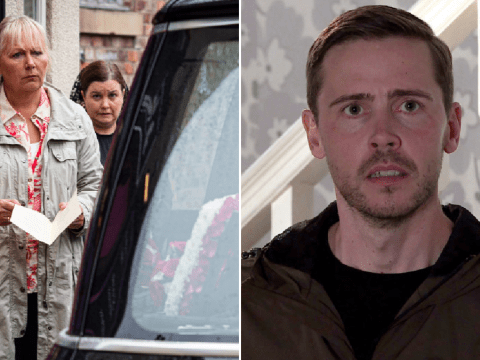 Coronation Street spoilers: Eileen and Todd Grimshaw are taken hostage after devastating funeral