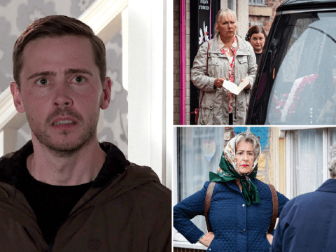 Coronation Street spoilers: 34 new images reveal Todd death horror, hostage terror and violent showdown