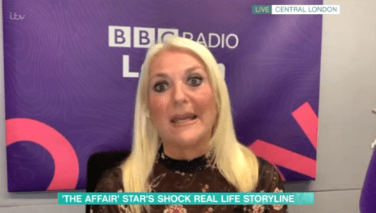 Vanessa Feltz on This Morning