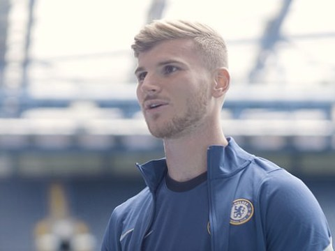 Timo Werner reveals he idolised Frank Lampard and three other Chelsea legends