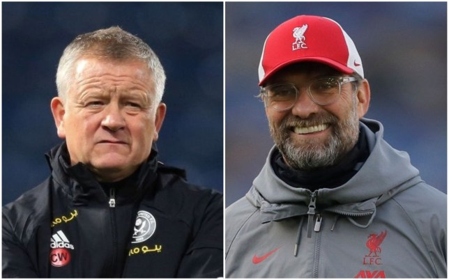Jurgen Klopp had called Chris Wilder 'selfish' over his refusal to back the five-substitute change