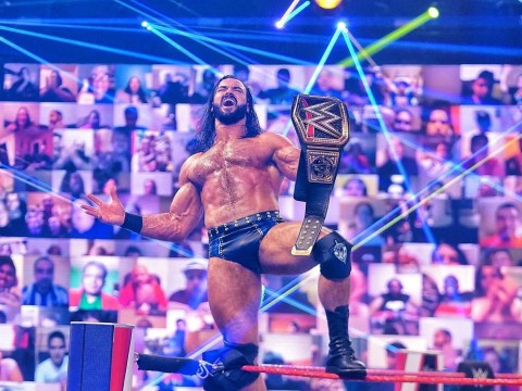New WWE Champion Drew McIntyre uses Baccara's Yes Sir, I Can Boogie to inspire title win after Scotland's football triumph