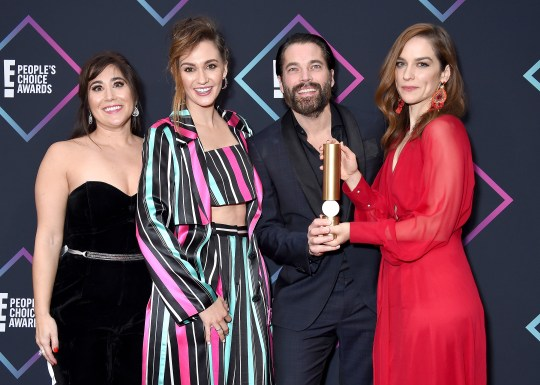People's Choice Awards - Wynonna Earp