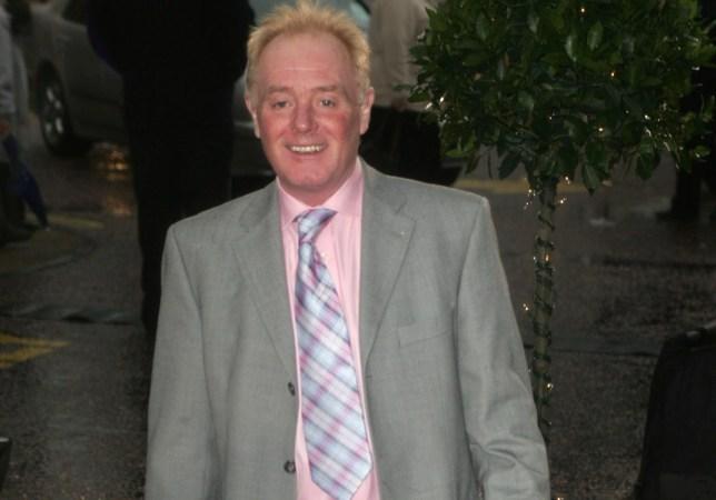 Coronation Street Bruce Jones