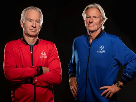 Bjorn Borg or John McEnroe? Andy Murray picks which tennis legend he'd rather face
