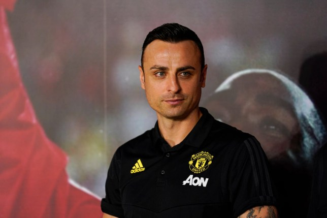 Man Utd have 'no excuses', says Dimitar Berbatov