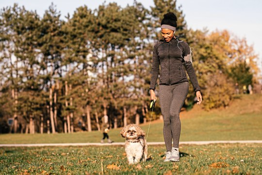 Getting outside will help you increase your daily steps