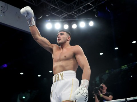 Tommy Fury produced 'best knockout of 2020' according to brother Tyson