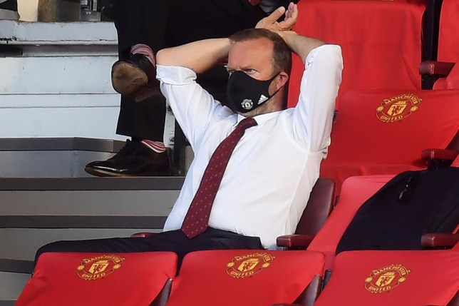 Manchester United's two most recent results have been deemed unacceptable by Ed Woodward