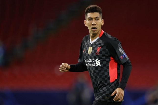 Firmino has struggled to find the back of the net of late