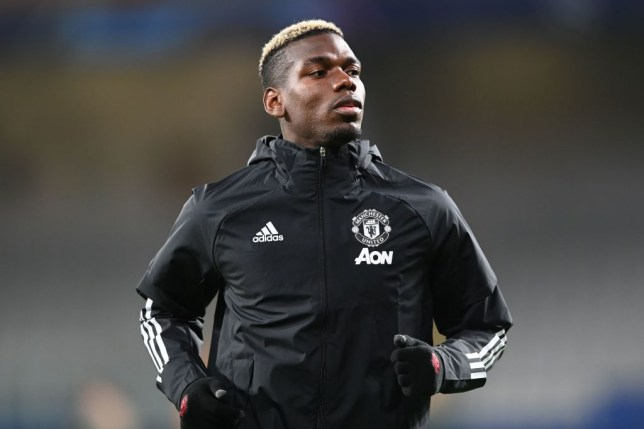 Pogba isn't in the squad for West Brom