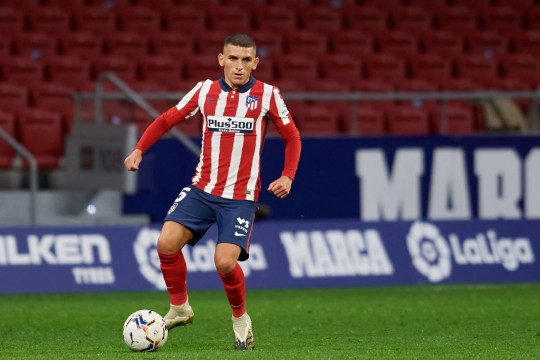 Lucas Torreira has impressed since joining Atletico Madrid