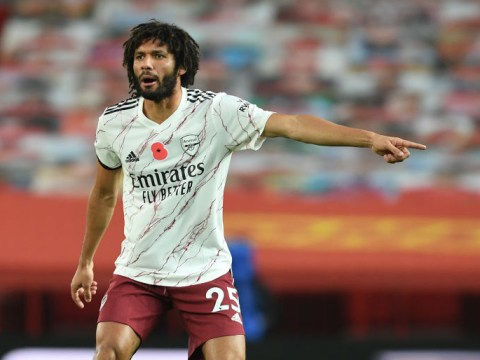 Mikel Arteta singles out 'special' Mohamed Elneny for praise after win against Manchester United