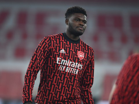 Why Arsenal star Thomas Partey was subbed at half-time against Aston Villa