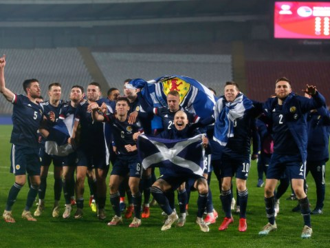 Scotland qualify for first major tournament since 1998 and will face England at Euro 2020